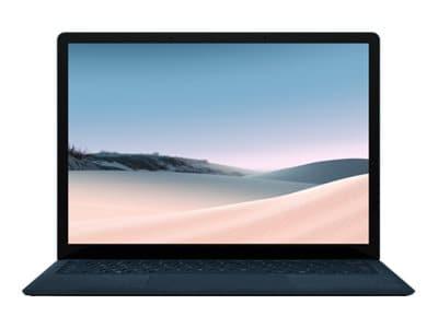 Microsoft Surface Laptop 3 Core i5-1035G7 8GB 256GB SSD ax WC 13.5 PS MT W10P Alcantara Cobalt, PKU-00043, 37616167, Notebooks