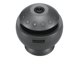 Lenovo VoIP 360 Camera Speaker, 40AT360CWW, 37093263, WebCams & Accessories