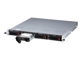 BUFFALO 8TB TeraStation 5410RN 4-Bay Rackmount NAS, TS5410RN0804, 33591636, Network Attached Storage