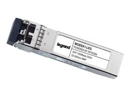 C2G 1000Base-SX SFP 850nm 550m LC MM Transceiver (Cisco Linksys MGBSX1), MGBSX1-LEG, 34972465, Network Transceivers