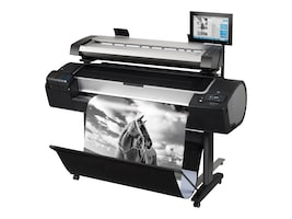 HP DesignJet HD Pro 44 MFP (TAA Compliant), 2QX51B#BCB, 35714142, MultiFunction - Ink-Jet