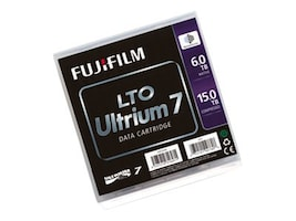 Fujifilm 6TB 15TB LTO-7 Ultrium Data Cartridge w  Case, 16456574, 32027865, Tape Drive Cartridges & Accessories