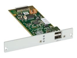 Black Box DKM FX Receiver Modular Interface Card, Embedded USB 2.0, ACX1MR-EU, 33035120, Controller Cards & I/O Boards