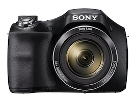 Sony Cyber-shot DSC-H300 Digital Camera, 20.1MP, 35x Zoom, Black, DSCH300/B, 16914843, Cameras - Digital