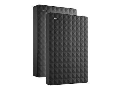 Seagate 2TB Expansion USB 3.0 Portable Hard Drive, 2TB EXPANSION USB 3.0 PORTABLE, 18637561, Hard Drives - External