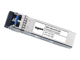 C2G (Cables To Go) SFP-10G-LR-S-LEG Main Image from Left-angle