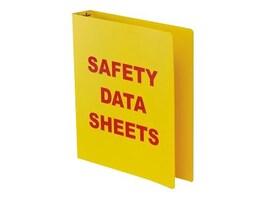 Panduit Safety Data Sheet (SDS) 1.50 (38.1) Binder, PSL-GHSBINDE1, 36058802, Office Supplies