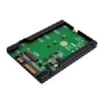 Addonics 2.5 M2 Internal Solid State Drive Kit - Black, AD25M2SSD, 17475213, Drive Mounting Hardware
