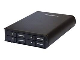 Addonics Sapphire 4-Bay 2.5 eSATA USB 3.0 2.0 Enclosure, S4SHU3, 18147959, Hard Drive Enclosures - Multiple