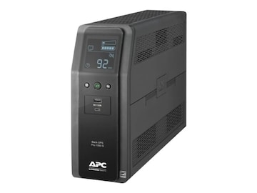 APC Back UPS Pro BR 1000VA, SineWave, (10) Outlets (2) USB Charging Ports, AVR, Instant Rebate, Save $43, BR1000MS, 34946603, Battery Backup/UPS