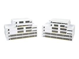 Cisco CBS250-24FP-4G-NA Main Image from Front