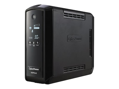 CyberPower 1000VA 600W PFC Compatible Pure Sine Wave UPS, Instant Rebate - Save $15, CP1000PFCLCD, 11949596, Battery Backup/UPS