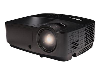 InFocus IN124X XGA 3D DLP Projector, 4000 Lumens, Black, IN124X, 32467220, Projectors