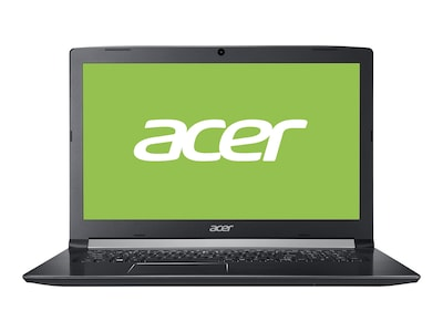 Acer Aspire A517-51-33Q4 Core i3-6006U 2.0GHz 8GB 1TB DVD ac BT WC 4C 17.3 HD+ W10H64, NX.GSUAA.001, 34720680, Notebooks