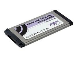 Sonnet Tempo Edge SATA Pro 6Gb 1-port  ExpressCard 34 Adapter w  eSATA Port, TSATA6-PRO1-E34, 14016281, Controller Cards & I/O Boards