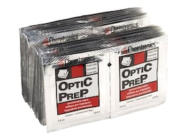 Black Box Optic Prep Tissues (50-pack), FOPT, 32995057, Cleaning Supplies
