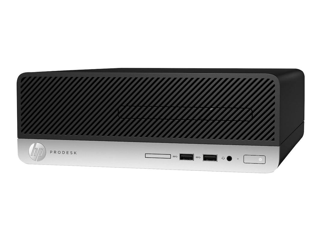 HP ProDesk 400 G5 3GHz Core i5 4GB RAM 500GB hard drive