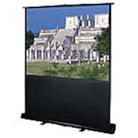 Open Box Da-Lite Deluxe Insta-Theater Projection Screen, Wide Power, Video Format, 80, 33033, 34301178, Projector Screens