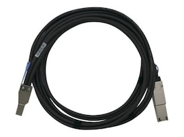 Qnap Mini SAS SFF8644 to SFF8088 Cable, 2m, CAB-SAS20M-8644-8088, 33653331, Cables