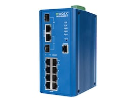 IMC Networks SEC510-2SFP-T Main Image from Right-angle