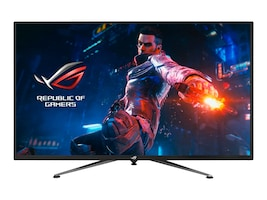 Asus 25-WORD: ASUS ROG PG43UQ IS THE PERFECT SIZE GAMING MONITOR FOR ANY RO, PG43UQ, 38046910, Monitors - Large Format