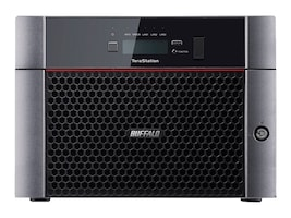BUFFALO TeraStation 5810DN Desktop 32TB NAS Hard Drives included, TS5810DN3208, 34247503, Network Attached Storage