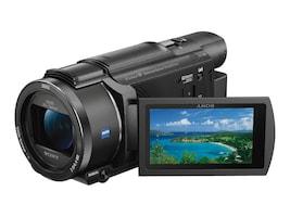 Sony 4K Ultra HD Handycam Camcorder, Black, FDRAX53/B, 32254216, Camcorders