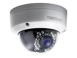 TRENDnet Outdoor 1.3 MP HD PoE Dome IR Network Camera, TV-IP321PI, 17757106, Cameras - Security