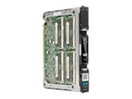 HPE ProLiant m700p Server Cartridge QC Opteron X2170 APU 2.4GHz DDR3 M.2 SSD AMD HD8000 2xGbE W7-8.1-10, 861177-B21, 33661921, Servers - Blade