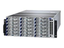 Tyan Barebone, 4U RM, 18xNodes, AMD SR5650, Max 32GB DDR3, 2x2.5 SATA, GBE, B8001F65X18-160V2R, 13299558, Barebones Systems