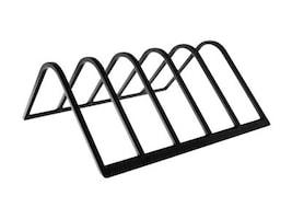 Aleratec 5-Tablet Stand, 2-Pack, Black, 400106, 33518261, Stands & Mounts - AV