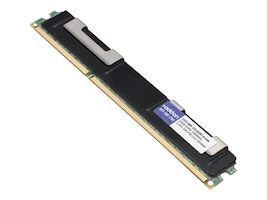 AddOn Cisco Compatible 16GB PC3-12800 240-pin DDR3 SDRAM RDIMM, UCS-MR-1X162RY-A-AM, 35403580, Memory