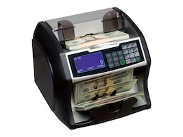 Royal Sovereign Bill Counter 300 Hopper Value Counting 1400 Bills   Minute, RBC-4500, 31203863, Cash Drawers