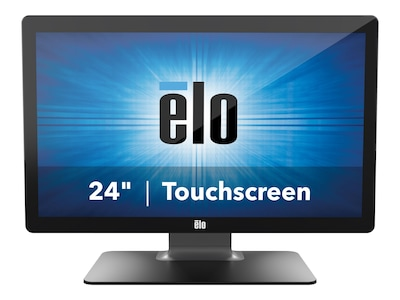 ELO Touch Solutions 23.8 2402L Full HD LED-LCD TouchPro PCAP Touchscreen Monitor, E351806, 35149981, Monitors - Touchscreen