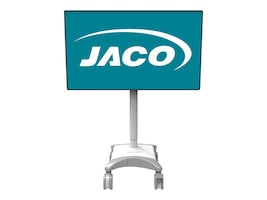 PerfectView Height Adjustable Large Screen Presentation Cart, PERFECT VIEW, 32247913, Stands & Mounts - AV