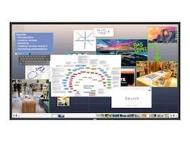 NEC 55 V554 Full HD LED-LCD ThinkHub Touchscreen Monitor, Black, V554-THS, 34126138, Monitors - Large Format - Touchscreen/POS