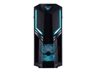 Acer Predator Orion 3000 PO3-600 Tower Core i7-8700 3.2GHz 16GB 256GB SSD GTX1070 DVD-RW ac BT GbE W10H64, DG.E11AA.001, 35999416, Desktops