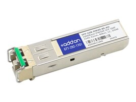 ACP-EP Memory SFP-1GB-DW40-80-AO Main Image from Left-angle