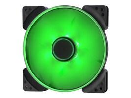 Fractal Design Prisma SL-14 140mm, Green, FD-FAN-PRI-SL14-GN, 36743092, Cooling Systems/Fans