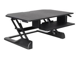 Ergotech 36 Freedom Height Adjustable Standing Desk, FDM-DESK-B-US, 35160231, Furniture - Miscellaneous