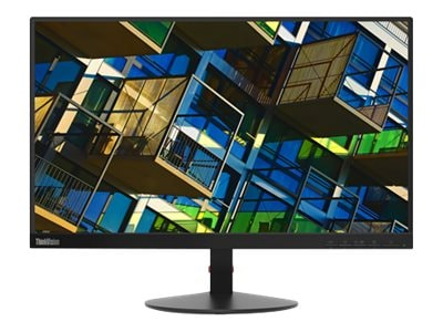 Lenovo 21.5 S22e-19 Full HD LED-LCD Monitor, Black, 61C9KCR1US, 36627551, Monitors