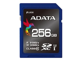 A-Data Technology ASDX256GUI3CL10-R Main Image from Front