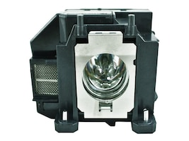 V7 Replacement Lamp for PowerLite 1261W, S11, X12, EX3210, EX5210, EX7210, VS210, VS310, VS315W, V13H010L67-V7-1N, 32969916, Projector Lamps