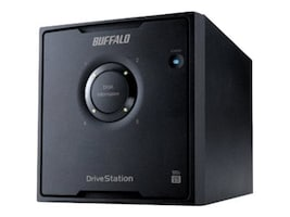 Buffalo HD-QH24TU3R5 Main Image from Right-angle