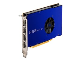 AMD Radeon Pro WX 5100 PCIe 3.0 x16 Graphics Card, 8GB GDDR5, 100-505940, 33147148, Graphics/Video Accelerators