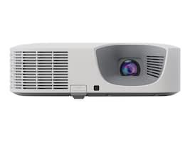 Casio XJ-F100W WXGA DLP Projector, 3500 Lumens, White, XJ-F100W, 31817662, Projectors