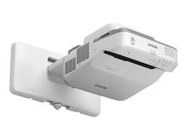 Epson PowerLite 680 XGA 3LCD Display, 3500 Lumens, White, V11H746520, 33520045, Projectors