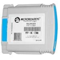 Microboards Cyan Print Cartridge for the Microboards PF-PRO, MX-1 & MX-2 disc publishers, PFP-HC-CYAN, 8227841, Ink Cartridges & Ink Refill Kits
