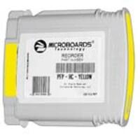 Microboards Yellow Print Cartridge for MX-, MX-2 & PF-Pro Disc Publishers, PFP-HC-YELLOW, 8227875, Ink Cartridges & Ink Refill Kits