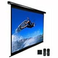 Scratch & Dent Elite VMax Series Electric Projector Screen, 16:9, 120in, VMAX120UWH2, 33627601, Projector Screens